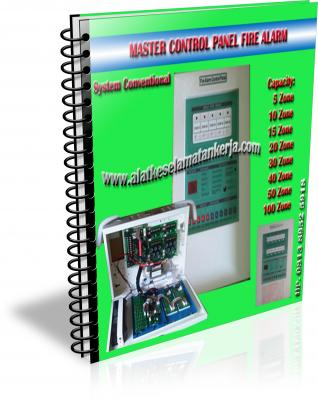 Fire alarm Control Panel,MCFA, PANEL ALARM SYSTEM CONVENTIONAL
