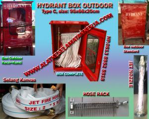 Fire Hydrant Equipment, HYDRANT, Perlengkapan hydrant, type hydrant box