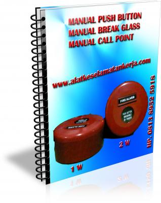 manual Push Button,manual call point, manual break glass