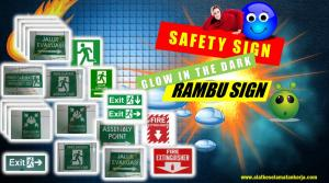SAFETY SIGN , RAMBU PEMADAM KEBAKARAN, SAFETY EXIT LAMP, Safety Sign Keselamatan, rambu Keselamatna kerja, Safety Rambu Sign,Emergency exit sign, Exit Sign,  ANSI Signs  Asbestos & Cancer  Authorized Personnel Only  Biohazard Signs  Caution Signs  Chemical