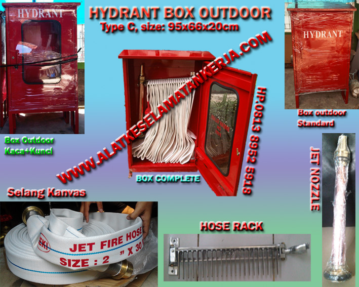 TYPE HYDRANT BOX, ANEKA TYPE HYDRANT BOX, HYDRANT BOX EQUIPMENT