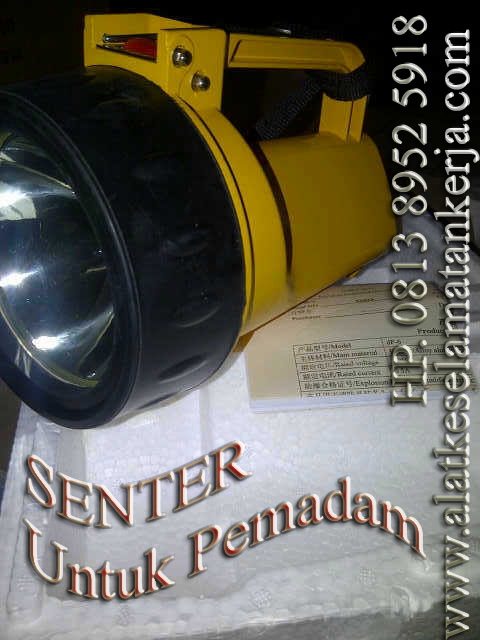 SENTER PEMADAM KEBAKARAN, LIGHT